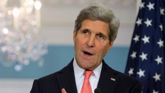 US-Aussenminister John Kerry