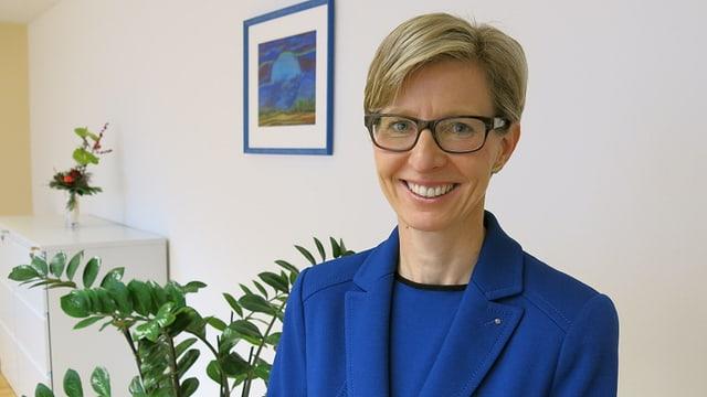 Portrait von Lucia Schnider Stulz