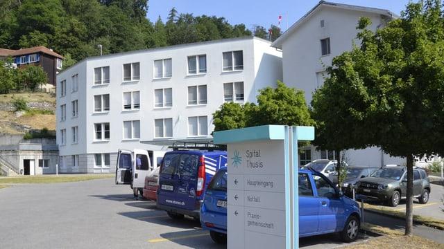 Ospital da Tusaun.