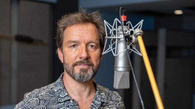 Schauspieler Michael Neuenschwander