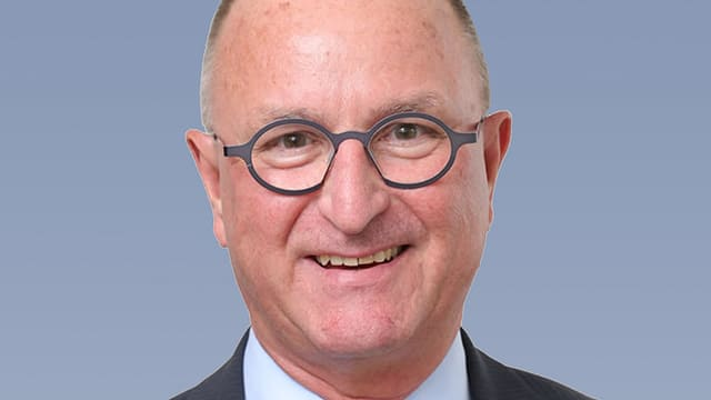 Der neue Präsident Paul Hofer