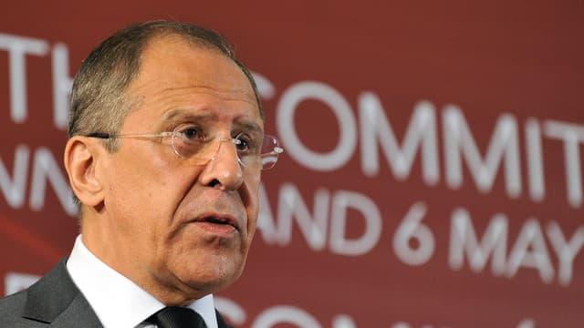 Sergej Lawrow, il minister da l'exteriur russ.