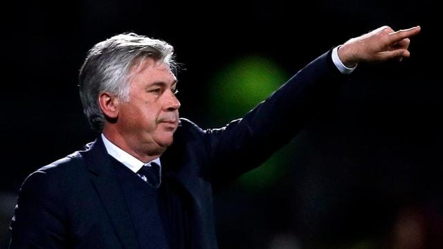 Carlo Ancelotti soll Real Madrid ab der kommenden Saison coachen.