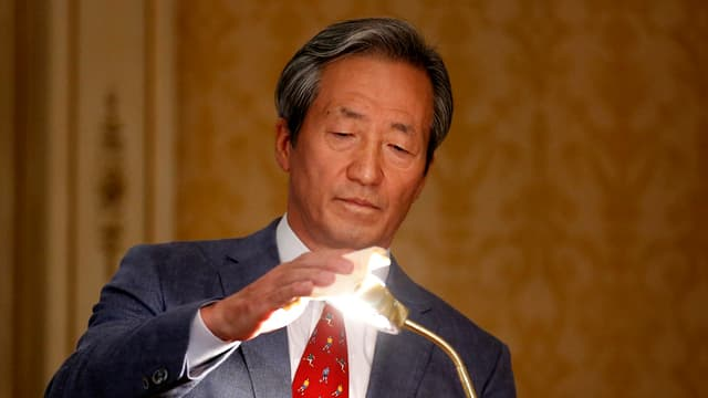 Il Sidcorean Chung Mong-Joon vul refurmar la FIFA e sclerir ils gronds problems da corrupziun.