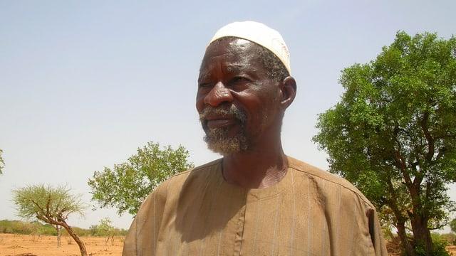 Yacouba Sawadogo aus dem Dorf Gourga in Burkina Faso gilt als «Mann, der die Wüste gestoppt hat». Seine Techniken zur Landregeneration halfen vielen Bauern weiter.