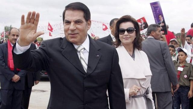 Diktator Ben Ali
