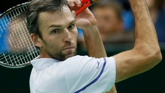 Tennis ist für Ivo Karlovic keine Selbstverständlichkeit mehr.