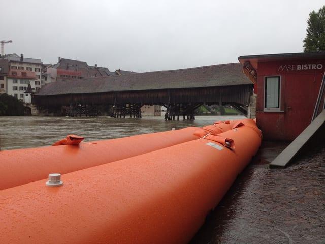 Hochwasserschutz Olten