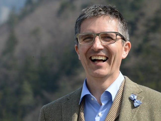 Porträt Tom Leibundgut