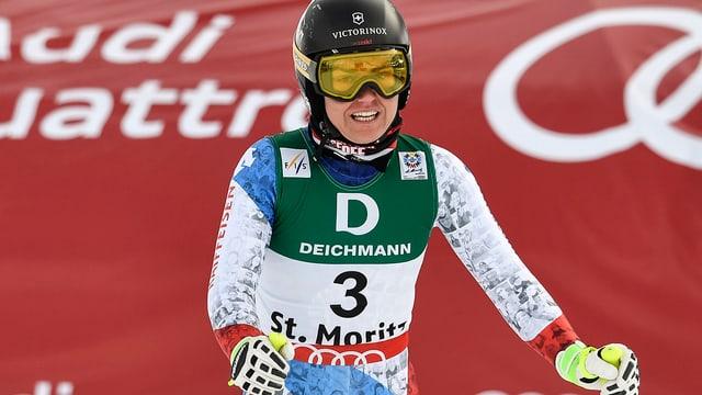 Il grond trumf svizzer è Fabienne Suter.