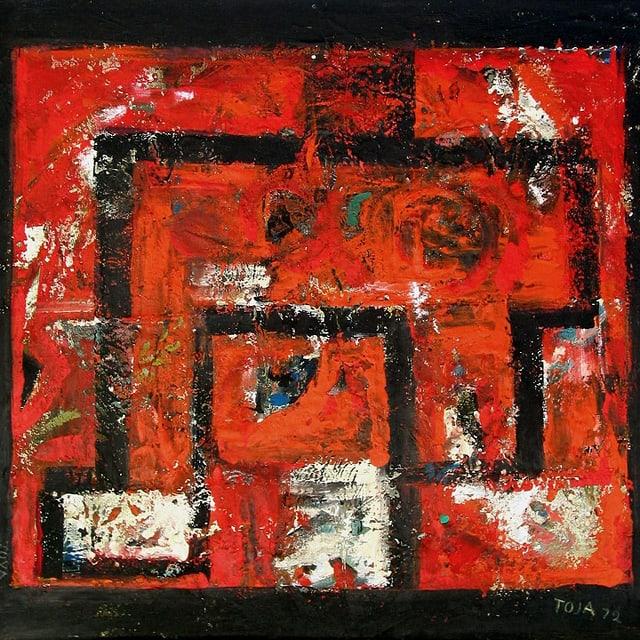 «Tgaun» (1972) da Toja Isenring