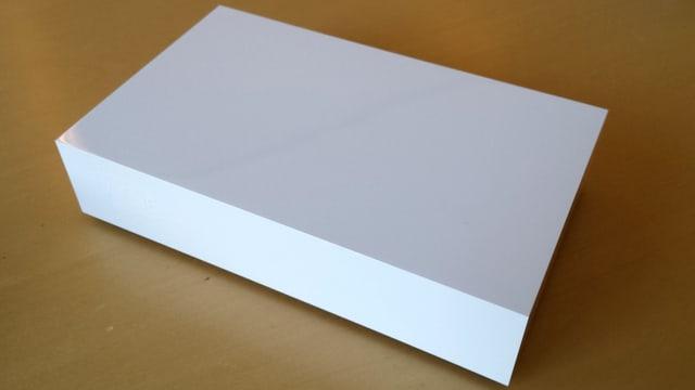 Das Bild zeigt eine NAS-Festplatte