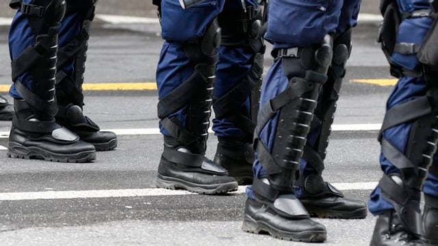 Polizeifüsse