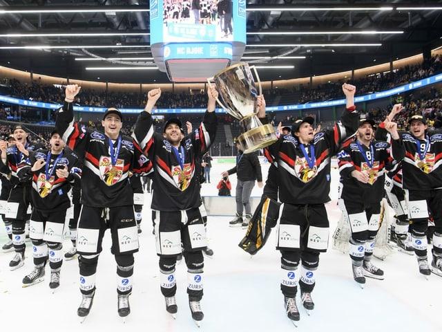 Der Aussenseiter aus der Swiss League gewann den Cup im Februar 2020.