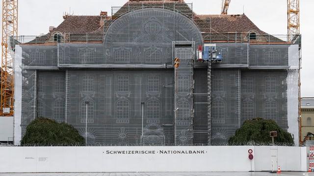 La Banca naziunala.