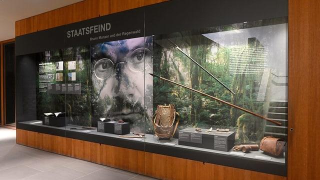 Ausstellung «Staatsfeind»