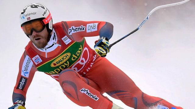 Il skiunz norvegiais Kjetil Jansrud