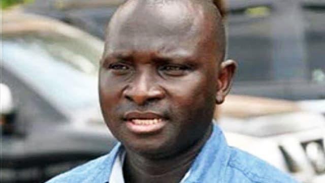 Der ehemalige gambische Innenminister Ousman Sonko