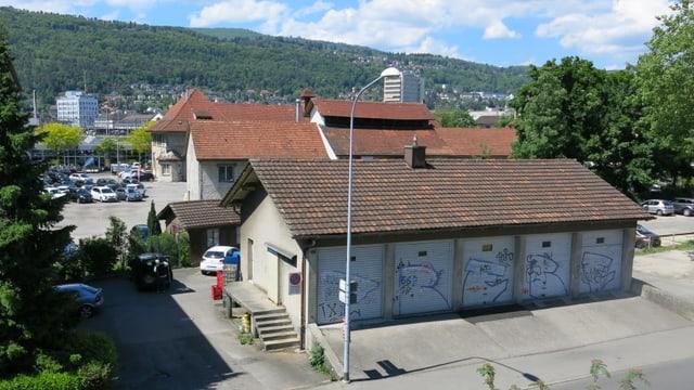 Das alte Schlachthaus in Biel