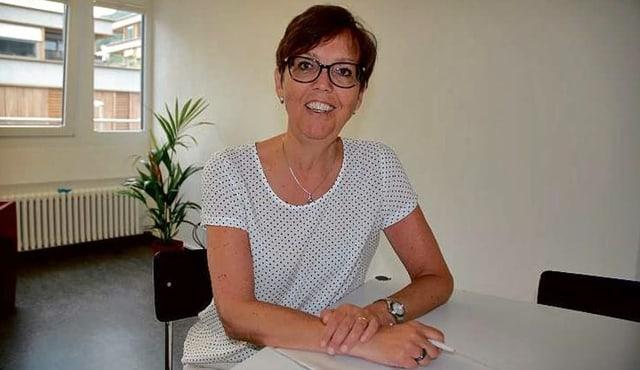 Claudia Tomaschett.