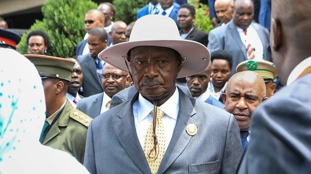 Kein Ende der Unterdrückung der Opposition in Uganda in Sicht
