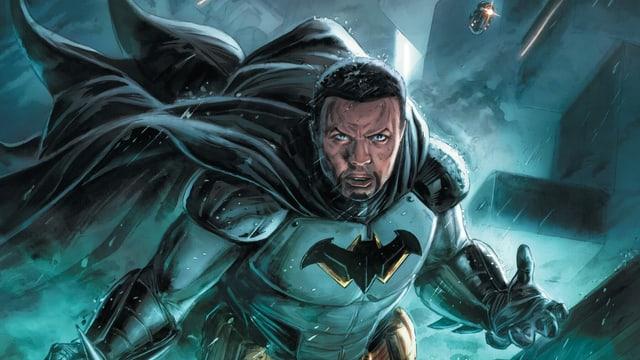 Batman ohne Maske