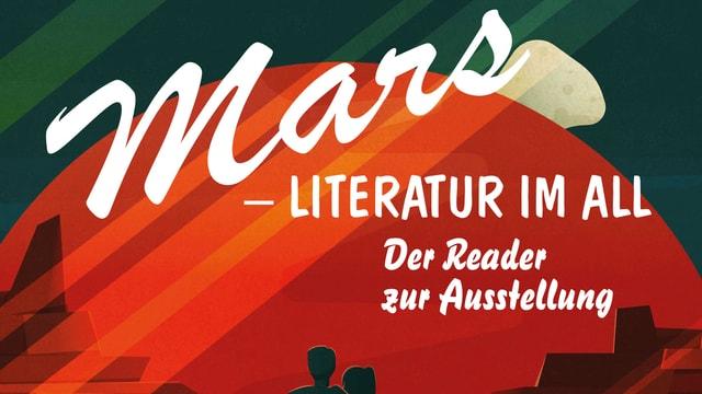 «Mars - Literatur im All»