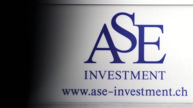 Logo ASE Investment.