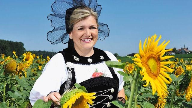 Video ««SRF bi de Lüt – Landfrauenküche» (4): Barbara Huber» abspielen