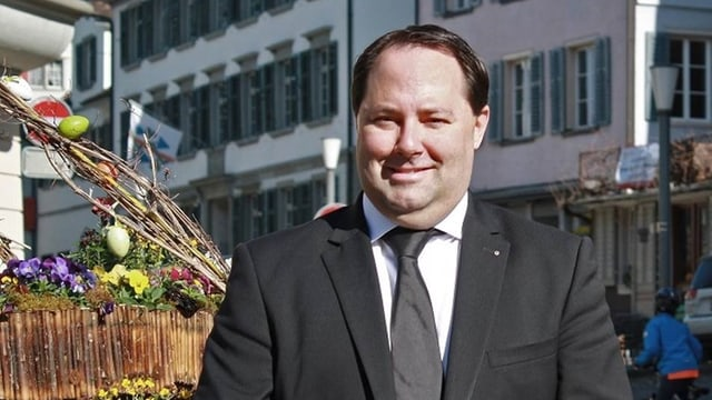 Wega-Messeleiter Gregor Wegmüller.
