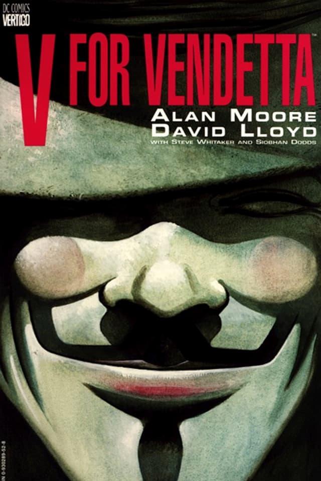 Abrechnung mit Maggie Thatchers Neoliberalismus: Alan Moore's Rächer-Serie «V for Vendetta».