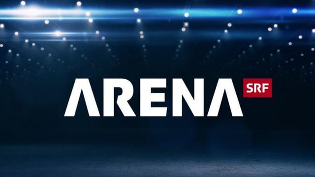 Keyvisual der Sendung «Arena»