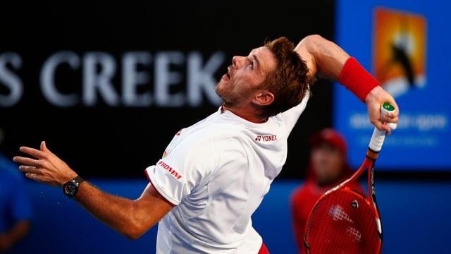 Stanislas Wawrinka hat gegen Rafael Nadal nichts zu verlieren.
