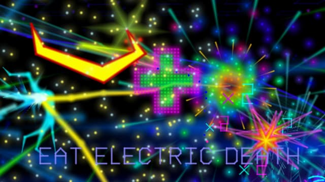 EAT ELECTRIC DEATH