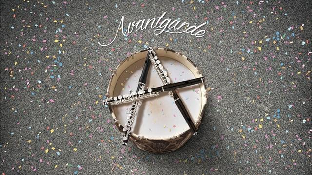 Logo des neuen Fasnachts-Projekts Avantgarde