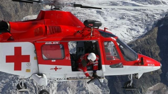 Guardia aviatica svizra da salvament