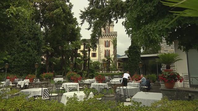 Video «Kanton Tessin – Tag 4 – Restaurant Al Lago, Ascona» abspielen