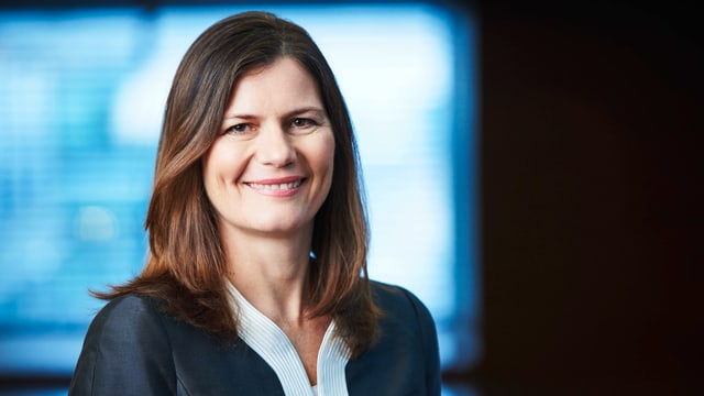 Nannette Hechler-Fayd'herbe, Anlage-Strategin der Credit Suisse