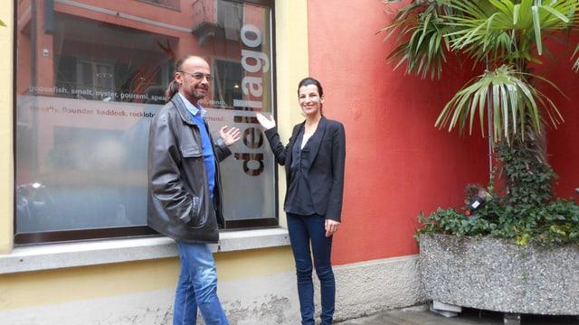 Video «Kanton Tessin – Tag 4 – Ecohotel Locanda del Giglio (Wiederh.)» abspielen