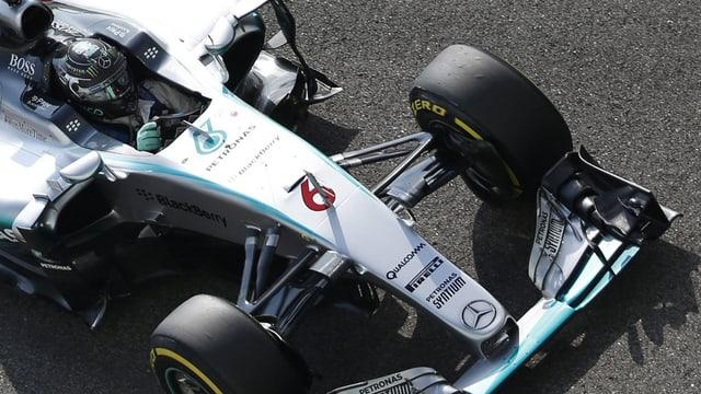 Nico Rosberg è stà il spert da la qualificaziun da l'ultima cursa da la stagiun.