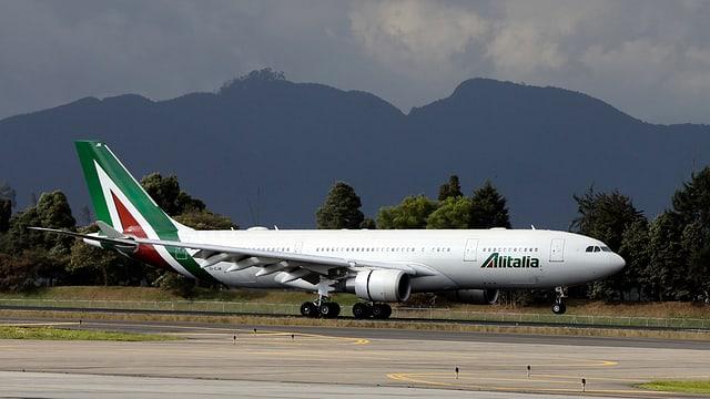 Aviun Alitalia.