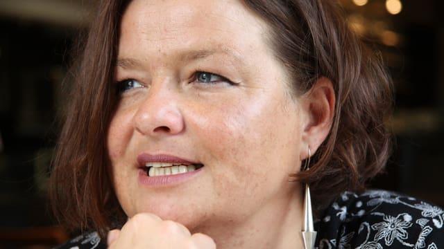 Susanne Boshammer im Porträt