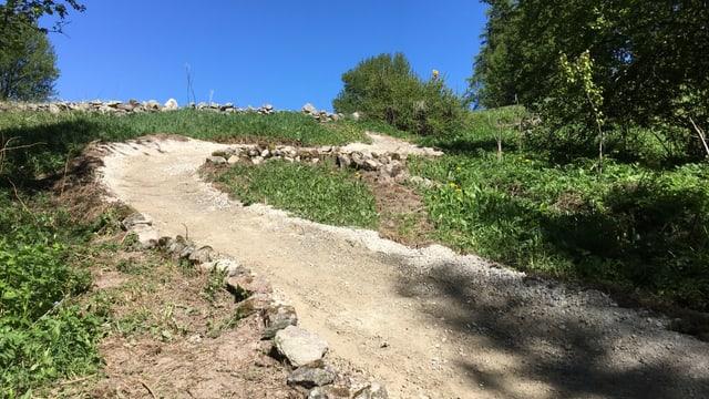 Part dal trail.