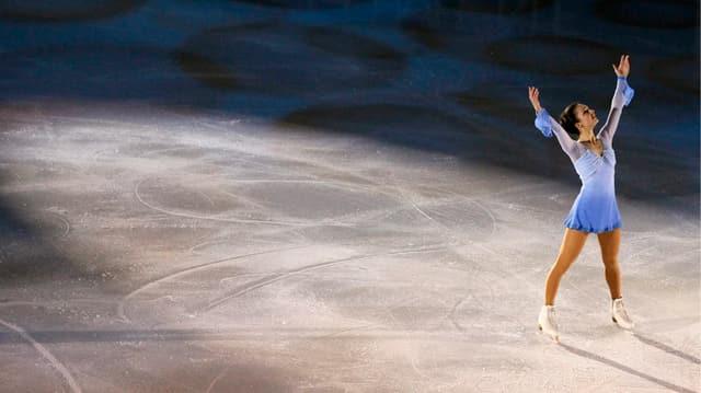 Video «Sarah Meier und ihr neues Leben nach dem Eiskunstlaufen» abspielen