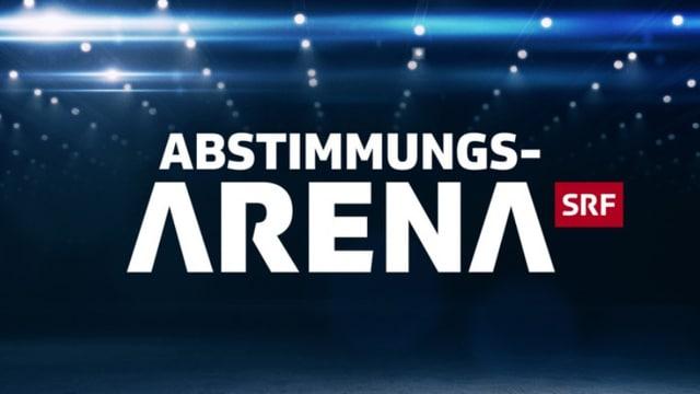 Logo der Abstimmungs-Arena
