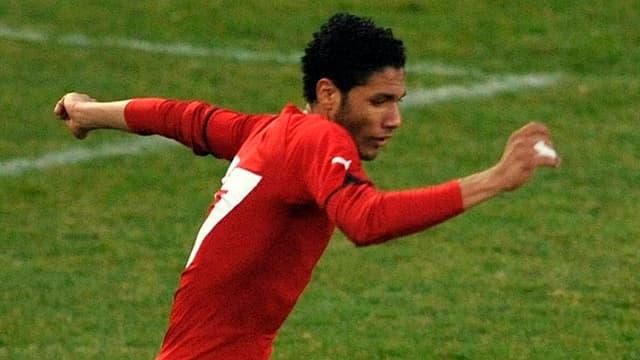 Mohamed Elneny unterschrieb bis Sommer 2013.