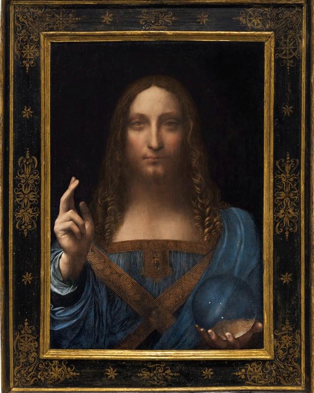 Christus-Portrait