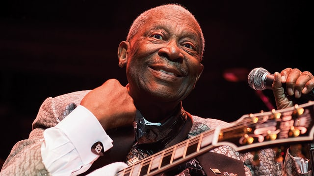 Video «B.B. King - The Life of Riley» abspielen