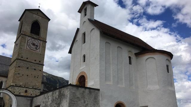La chapella Soncha Crusch è vegnida restaurada durant ils davos 10 onns