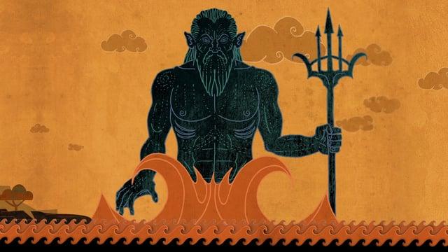 Video «Odyssee animiert: Poseidons Rache (4/14)» abspielen
